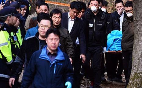 Cựu chủ tịch Tập đoàn Keangnam tự tử - ảnh 2