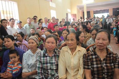 Tòa Phúc thẩm TAND Tối cao chính thức xin lỗi công khai ông Chấn - ảnh 6