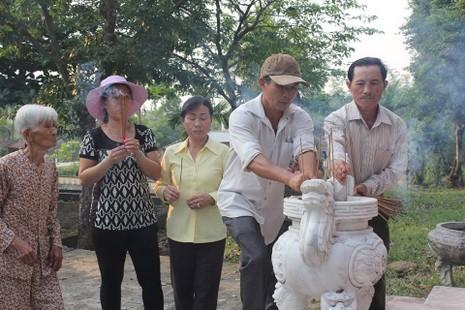 Người 'đội bia sống dậy' trong vụ thảm sát Khánh Giang - Trường Lệ - ảnh 1
