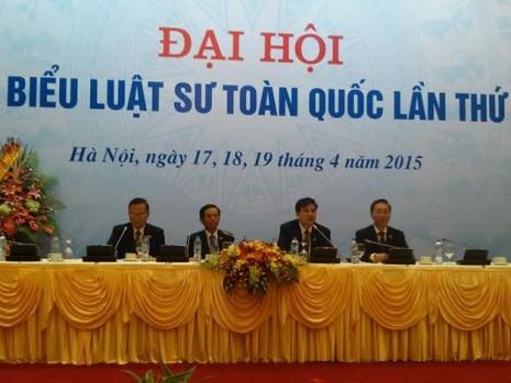 luật sư, Liên đoàn Luật sư, Chủ tịch nước, Trương Tấn Sang, tranh tụng, cải cách tư pháp, chủ quyền