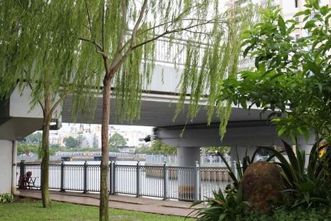 Cầu Trần Khánh Dư sáng chiều đều... kẹt - ảnh 11