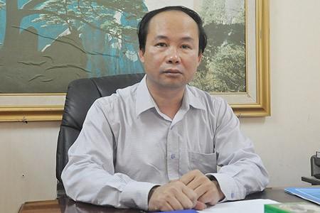 Phó GĐ Sở Nội vụ Hà Nội Nguyễn Đình Hoa. (Ảnh: Văn Chung)