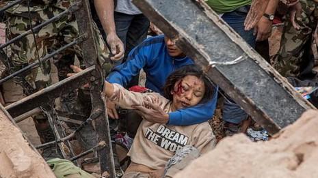 Tình hình du khách Việt ở Nepal khi xảy ra động đất - ảnh 2
