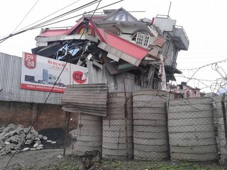 Ở nơi nhiều người chết nhất Nepal - ảnh 1
