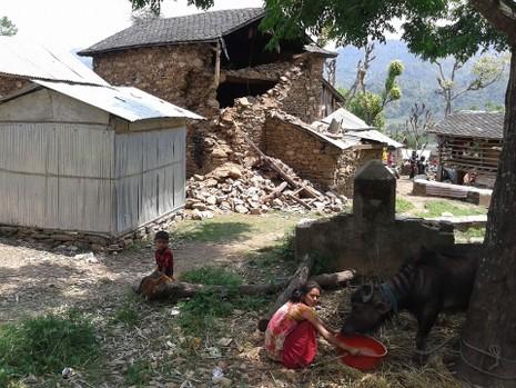 Ở nơi nhiều người chết nhất Nepal - ảnh 3