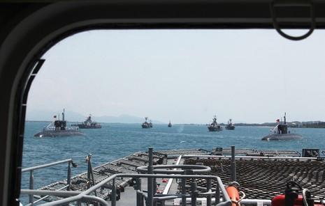 Tự hào sức mạnh Hải quân Việt Nam  - ảnh 4