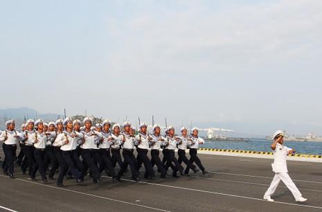 Tự hào sức mạnh Hải quân Việt Nam  - ảnh 10