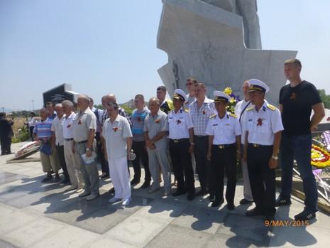 Kỷ niệm ngày chiến thắng phát xít ở Khánh Hòa - ảnh 4