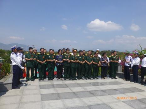 Kỷ niệm ngày chiến thắng phát xít ở Khánh Hòa - ảnh 3