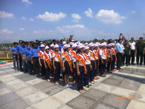 Kỷ niệm ngày chiến thắng phát xít ở Khánh Hòa - ảnh 2