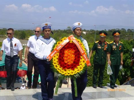 Kỷ niệm ngày chiến thắng phát xít ở Khánh Hòa - ảnh 1