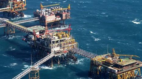 Tàu dầu khí Trung Quốc trên đường đi Singapore  - ảnh 1