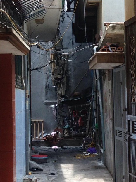 Cháy kinh hoàng ở Hà Nội, 5 người trong gia đình chết thảm khốc - ảnh 6