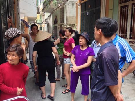 Cháy kinh hoàng ở Hà Nội, 5 người trong gia đình chết thảm khốc - ảnh 7