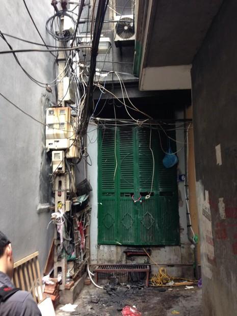 Cháy kinh hoàng ở Hà Nội, 5 người trong gia đình chết thảm khốc - ảnh 4