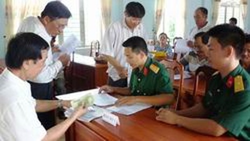 Điều chỉnh trợ cấp hàng tháng đối với quân nhân - ảnh 1