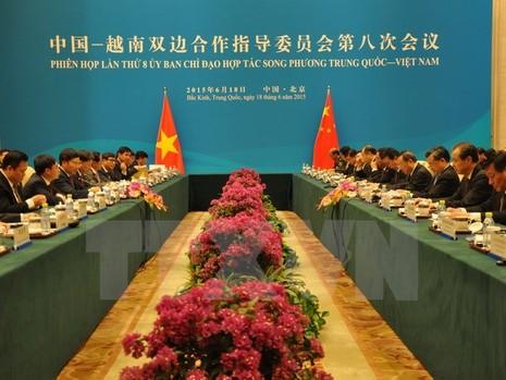 Việt Nam-Trung Quốc nhất trí kiểm soát tốt bất đồng trên Biển Đông - ảnh 1