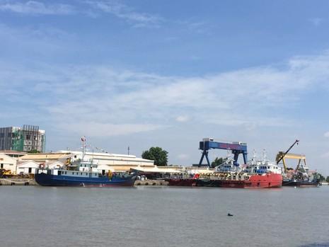 Bàn giao tàu trinh sát hiện đại cho Bộ Tư lệnh Cảnh sát biển - ảnh 3
