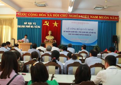 Kiến nghị tách hai phường để nhập vào huyện đảo Hoàng Sa - ảnh 1