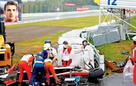 Tay đua F1 Pháp qua đời ở tuổi 25 - ảnh 2