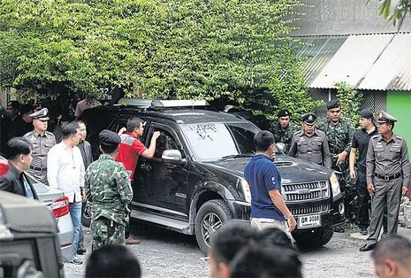 Vì sao cảnh sát Thái Lan lần ra nghi can đánh bom đền Erawan? - ảnh 3