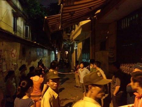 Hà Nội: Nổ lớn rung chuyển, một người thiệt mạng - ảnh 3