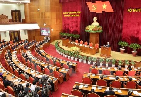 Toàn văn Thông báo Hội nghị 12 BCH Trung ương Đảng khóa XI - ảnh 1