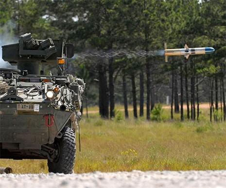 Mỹ phát triển phiên bản mới của tên lửa chống tăng TOW - ảnh 1