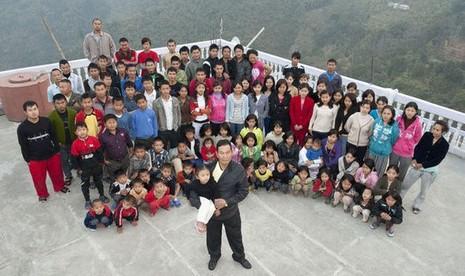 Người đàn ông có 39 vợ và 127 con cháu sống chung nhà - ảnh 3