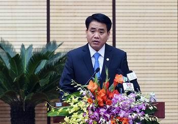 Thủ tướng phê chuẩn nhân sự chủ tịch Hà Nội - ảnh 1