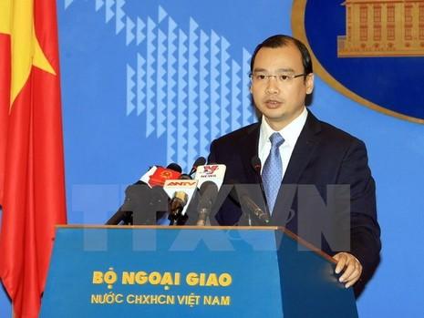 Yêu cầu Đài Loan chấm dứt hành động vi phạm chủ quyền của Việt Nam - ảnh 1