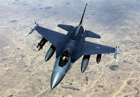 Mỹ thử nghiệm công nghệ tránh va chạm trên máy bay chiến đấu - ảnh 1