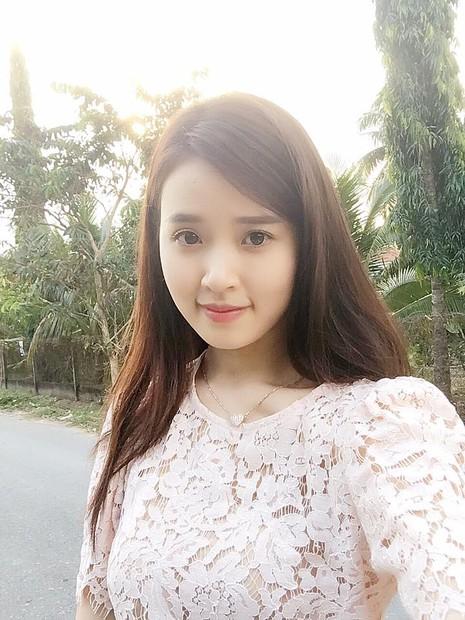 Những sao Việt mặt mộc vẫn xinh lung linh - ảnh 10