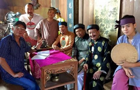 Đạo diễn Phạm Đông Hồng cho rằng, cát-sê của các diễn viên hài không có giá chung bởi nó còn tuỳ thuộc vào nhiều yếu tố. Ảnh: TL.