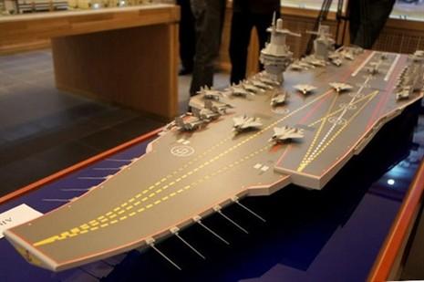 Hải quân Nga sẽ có tàu sân bay mới vào năm 2030 - ảnh 1