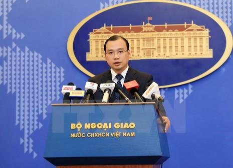 Việt Nam yêu cầu Đài Loan ngừng ngay việc vi phạm chủ quyền - ảnh 1