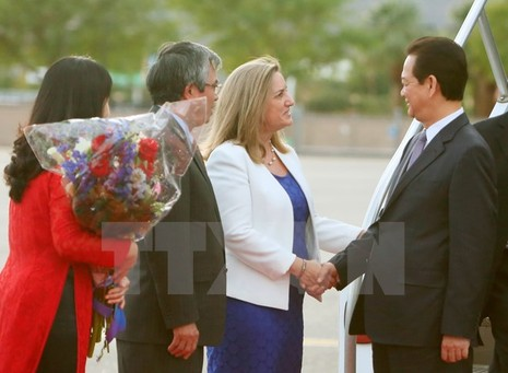 Thủ tướng tới California dự Hội nghị cấp cao ASEAN-Hoa Kỳ - ảnh 2