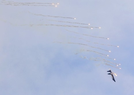 Những chiến đấu cơ nổi bật nhất tại Singapore Airshow - ảnh 2
