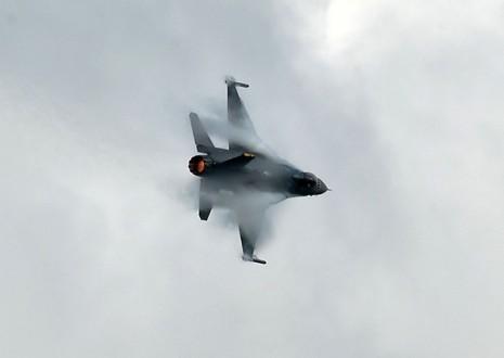Những chiến đấu cơ nổi bật nhất tại Singapore Airshow - ảnh 6