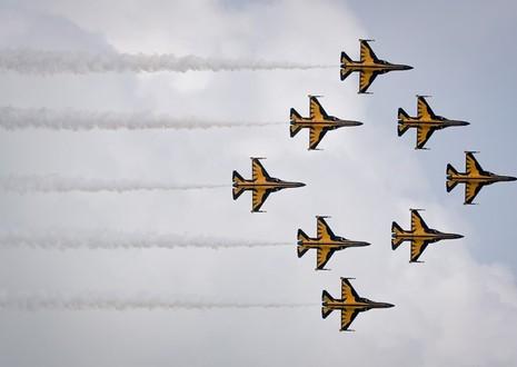 Những chiến đấu cơ nổi bật nhất tại Singapore Airshow - ảnh 7