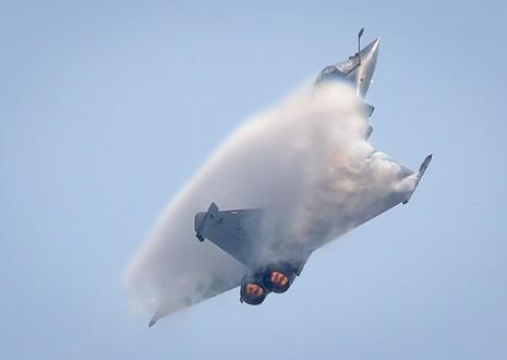 Những chiến đấu cơ nổi bật nhất tại Singapore Airshow - ảnh 9