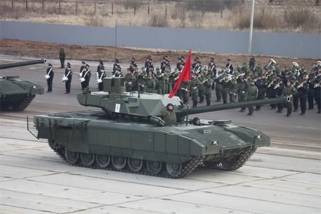 Xe tăng T-14 Armata đã sẵn sàng để sản xuất hàng loạt - ảnh 1