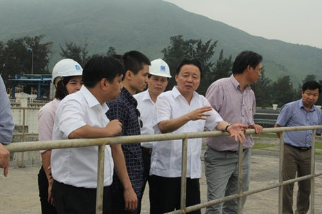 """Bộ Trưởng Bộ TN&MT Trần Hồng Hà: """"Tôinhận khuyết điểm"""""""