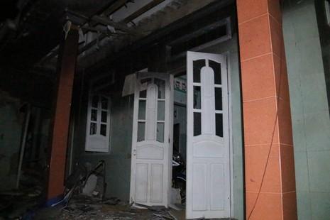 Nổ lớn trong đêm ở đảo Phú Quý, ít nhất 5 người bị thương - ảnh 2