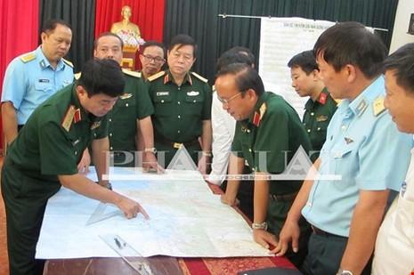 Công điện của Thủ tướng chỉ đạo tìm kiếm máy bay Su 30-MK2 bị nạn - ảnh 1