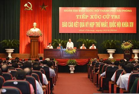 Thủ tướng Nguyễn Xuân Phúc nói về con đường 'ngắn nhất' và 'dài nhất' - ảnh 1