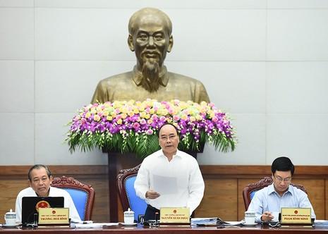 Thủ tướng: 'Tài sản công là mồ hôi công sức của nhân dân' - ảnh 2