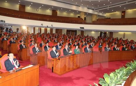 Bế mạc Hội nghị Trung ương 4 khóa XII - ảnh 2