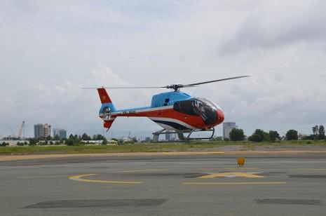 Đã xác định khu vực máy bay trực thăng rơi ở núi Dinh - ảnh 2