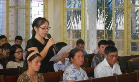 Vụ ông Chấn: VKS đề nghị phạt bị cáo Chung 12 năm tù - ảnh 2